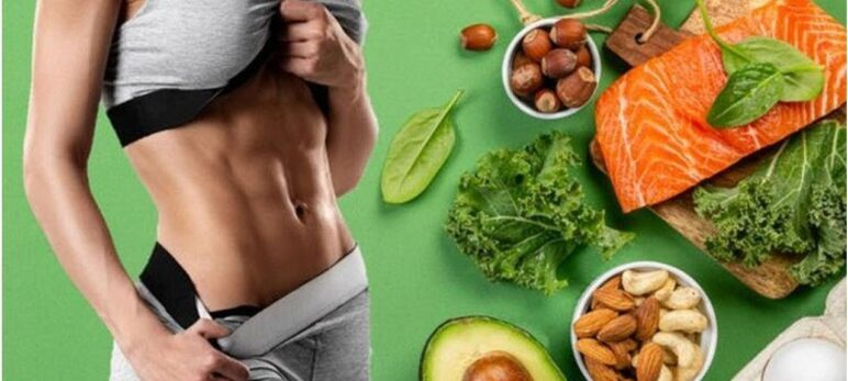 4 basic rules for losing weight